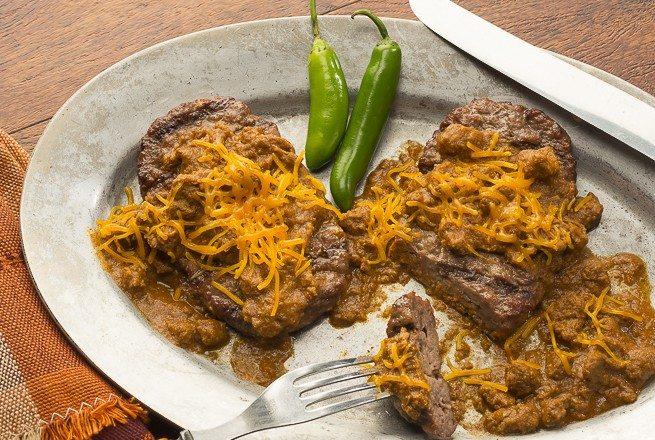 Homestyle Beef Chili 'N Cheese