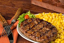 image of Steak 'n Corn meal