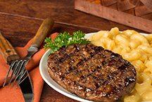 image of Steak 'n Mac meal