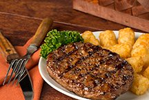 image of Steak 'n Taters meal